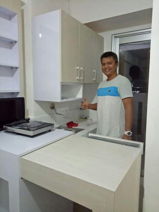 Dapur geser