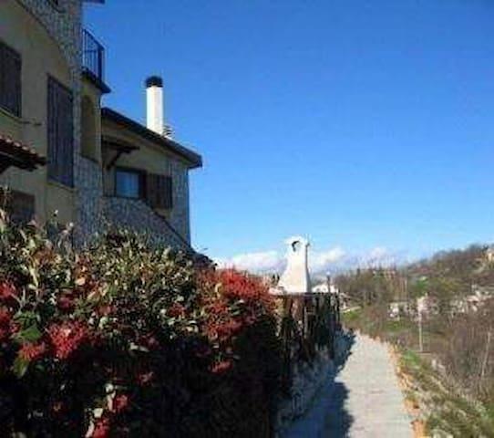 Casa vacanze i Cerri - Rocca di Cambio - Casa