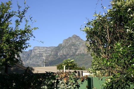 Mountainview Flatlet in tranquil setting, Mowbray