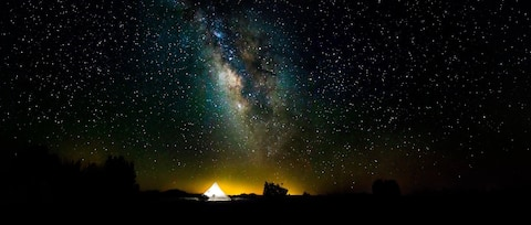 Original Grand Canyon Yurt Camp Under The Stars #5