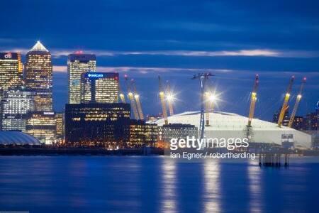 Beautiful Luxury Apartment O2 view (CANARY WHARF) - Londra - Appartamento