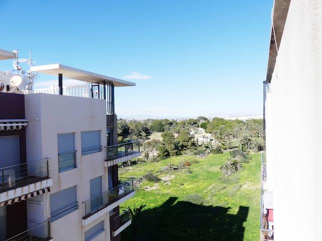 Penthouse duplex Mediterráneo sea views