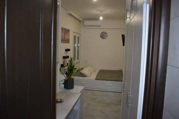 Κεντρικο διαμέρισμα, central apartment 27 τ.μ.