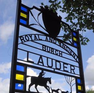 Dunvegan, Lauder, Scottish Borders