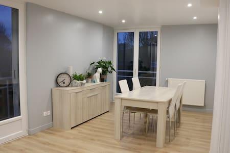 Chaleureux appartement à 2 pas de la plage - Veules-les-Roses - Квартира