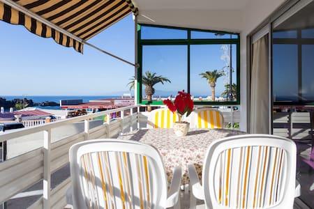 Apartamento en la playa 8 - Santiago del Teide - Apartamento