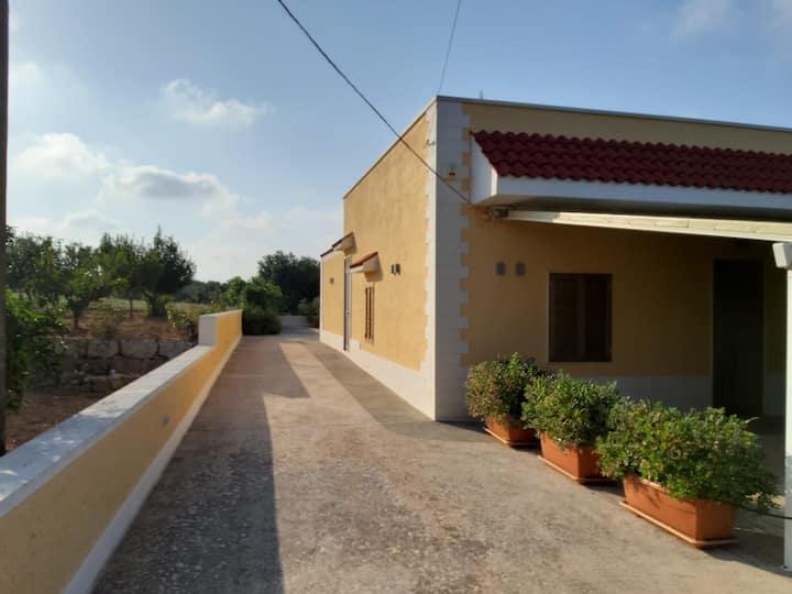 Casa Carina - Large space close to the sea