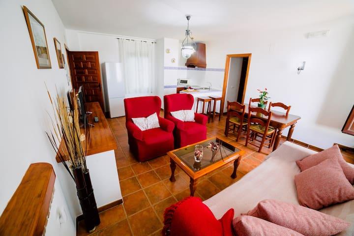 villa 3. Casa Rural San Antonio