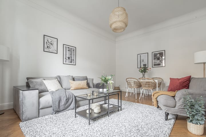 Fantastic Scandinavian Home with the best Location
