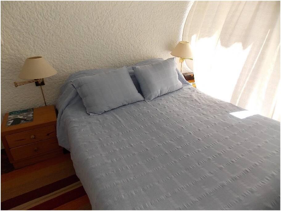 Dormitorio principal con placard