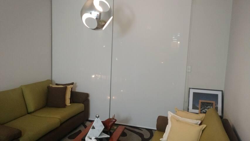 Departamento en Chorrillos, habitación amoblada. - Distrito de Lima - Pis