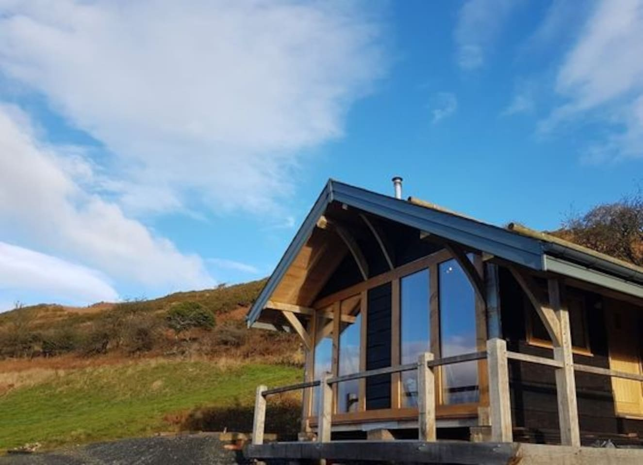 Blackberry Landing - Cabins for Rent in Newland, England, United Kingdom