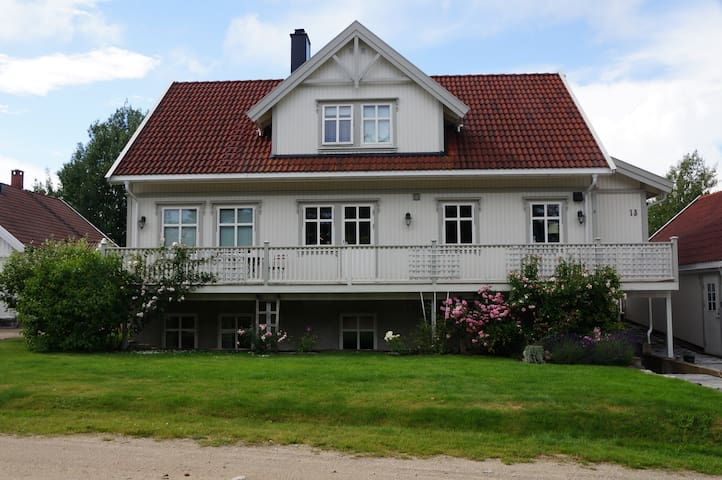 Nice and spacious apartment in the countryside - Råde - Huoneisto