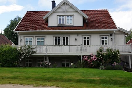 Nice and spacious apartment in the countryside - Råde - Lägenhet