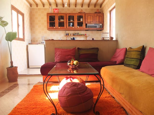 Cosy and charming apartment - Esauira - Apartamento