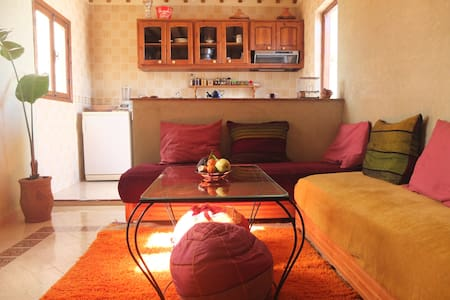 Cosy and charming apartment - Essaouira