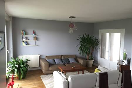 Independant flat near pompadour - Apartment