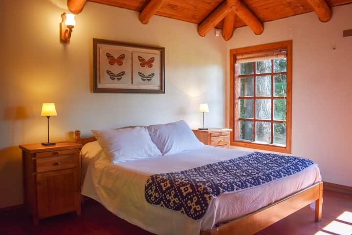 Cabaña 1 dorm (2 ó 3 pax) - Cabañas Monte Verde