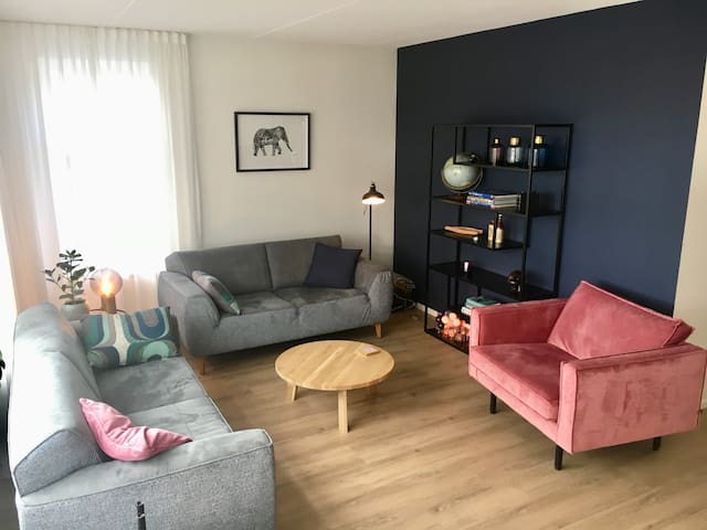 Modern and brand new family home in Zwolle