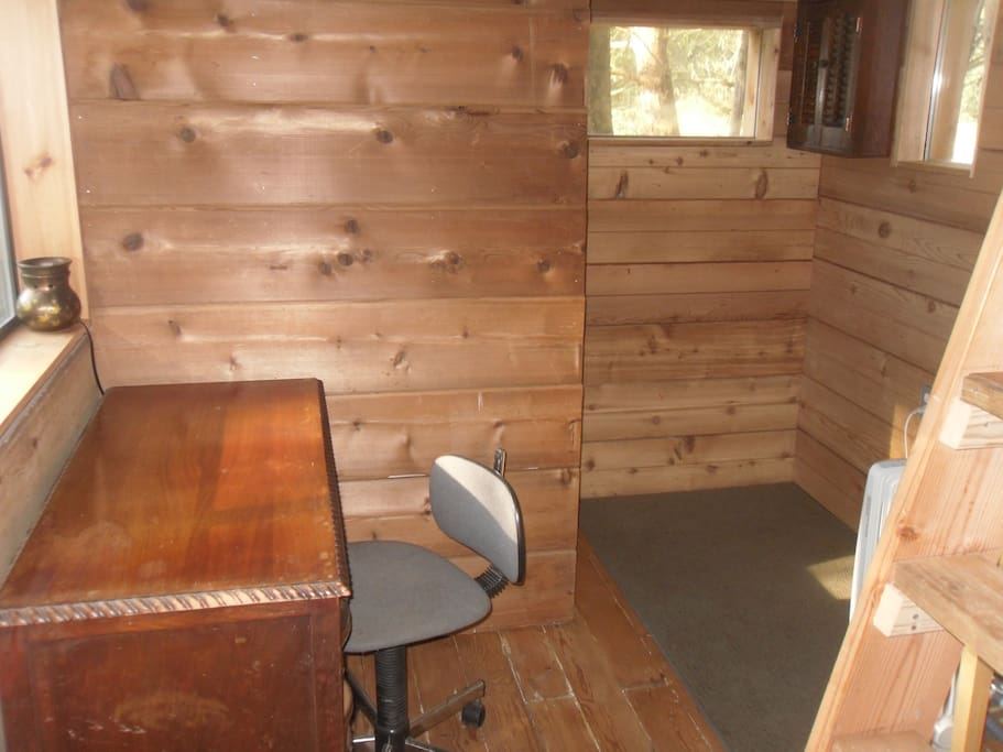 Tiny house desk