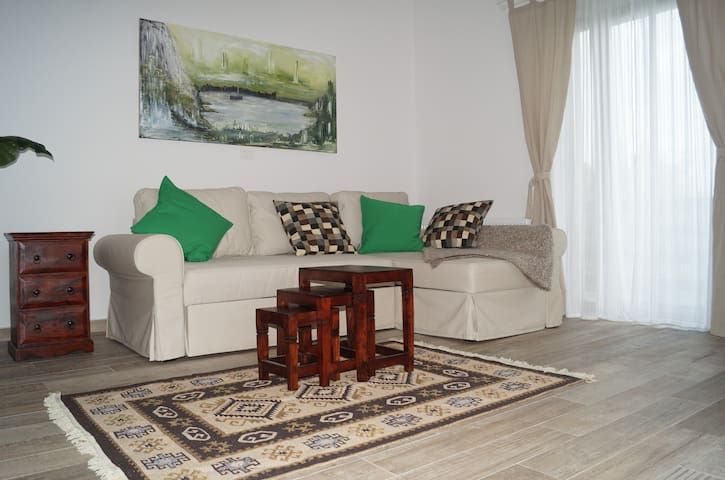 Modern 4* apt w two balconies near Plitvice Lakes - Drežnik Grad - Apartment