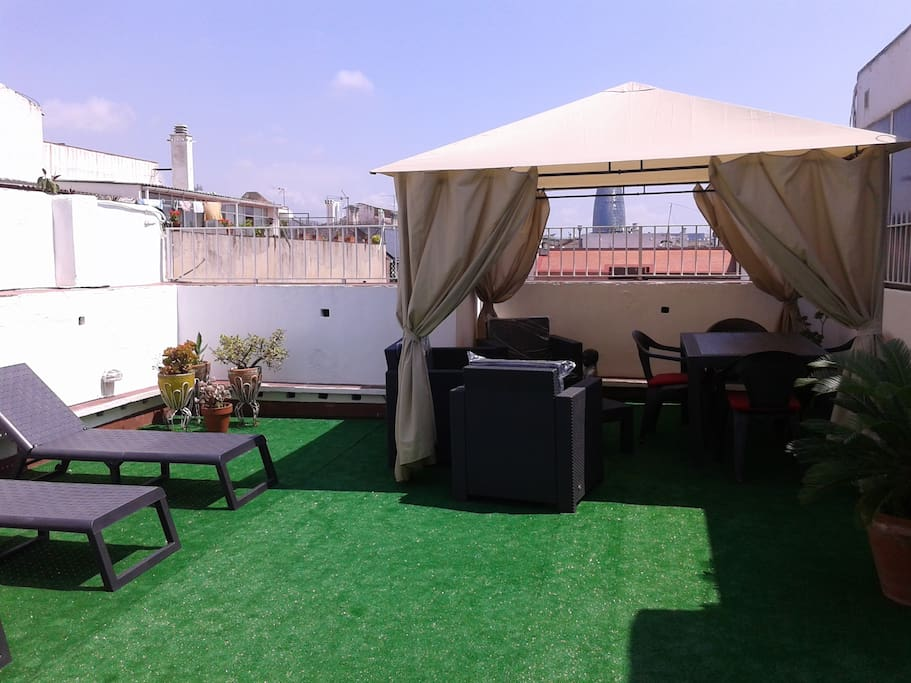 Big Terrace chill out