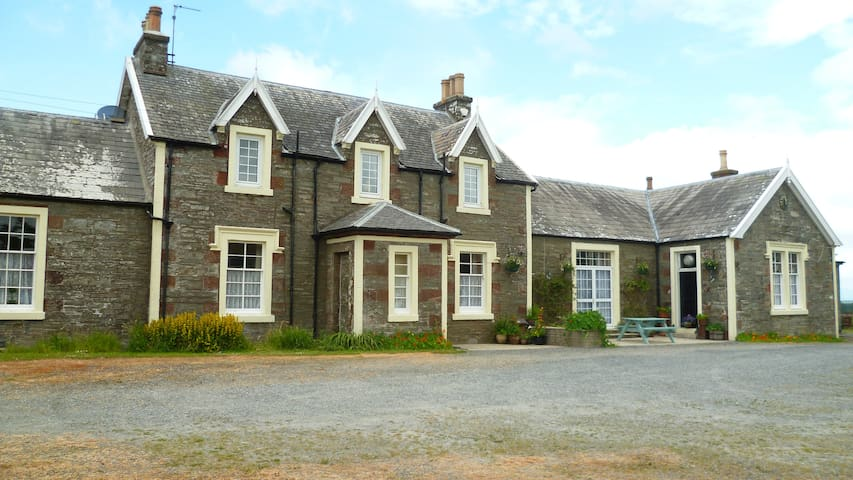 Castlewigg Lodge single occupant - Whithorn - Bed & Breakfast