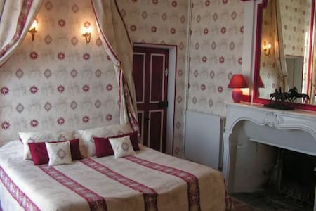 Charming Room at the Château - Gizeux