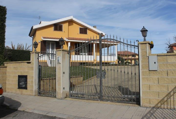 Villa ad Olmedo a pochi Km da Alghero
