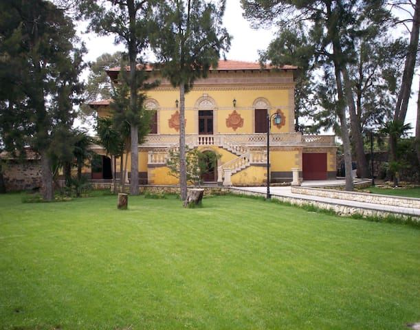 Villa Renna Residence 4 stelle - Francofonte - บ้าน
