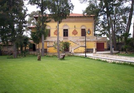 Villa Renna Residence 4 stelle - Francofonte - Haus