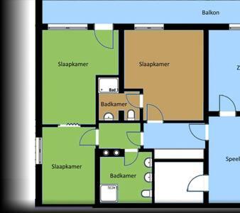 Ruime woning met adembenemend zicht - Reil - Apartment - 2