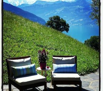 Swiss Alps & Lakes Splendid B&B - Sigriswil