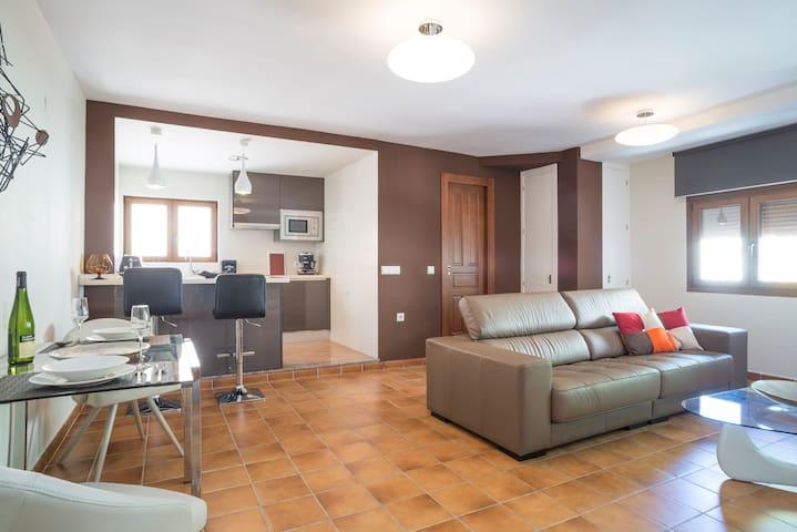 ROC HUDSON luxury beach maisonette - Málaga - Appartement