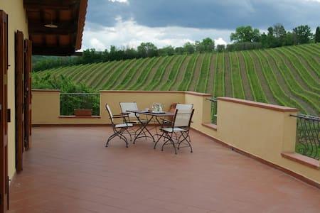 Appartamento vacanza nel Chianti - Montespertoli