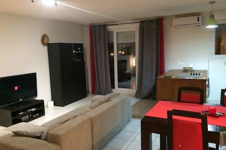 Calme , Ensoleillé Vue , Balcon , parking sécurisé - Marseille - Wohnung