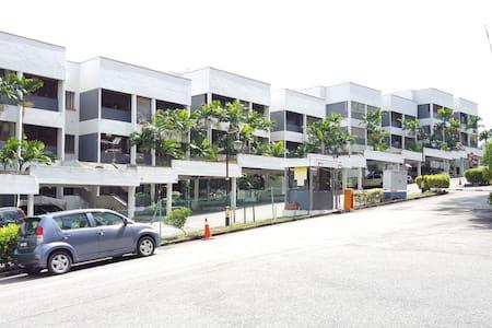 The Garden Apartment @ Bangsar Heights - Куала-Лумпур - Квартира
