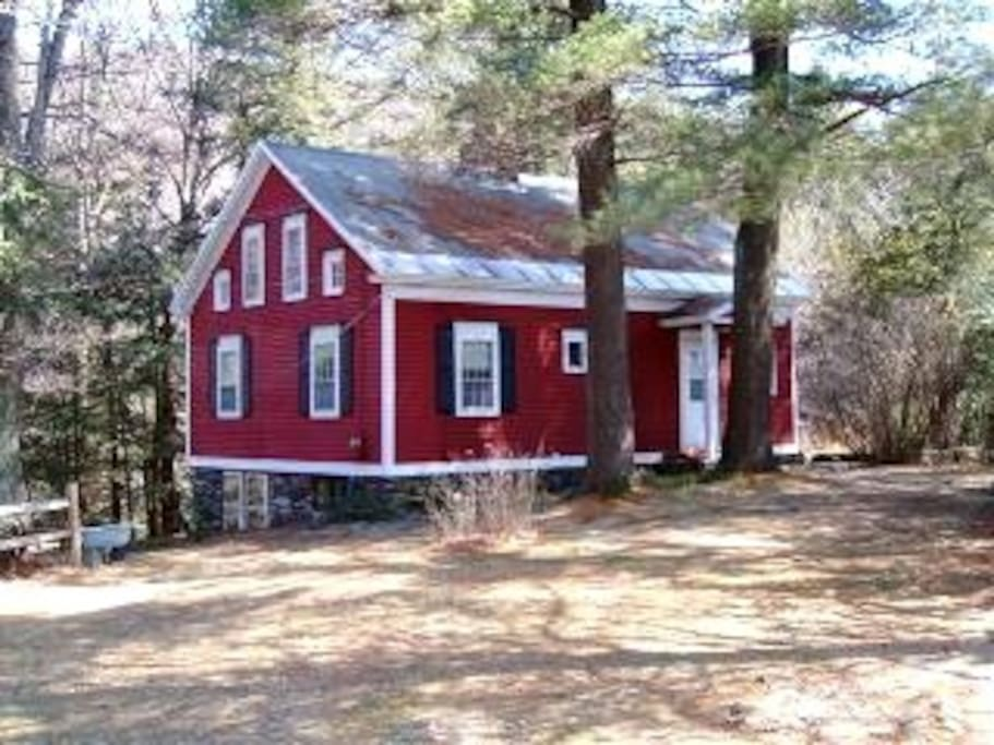 Berkshire Gorge House Williamstown Houses For Rent In