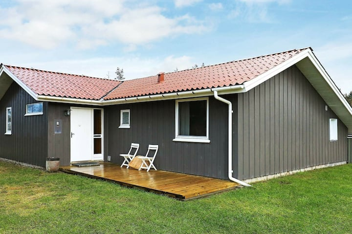 Luxury Holiday Home in Jutland Denmark with Sauna