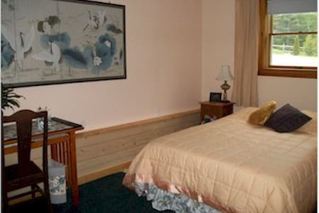 Spacious Guest room - Bed & Breakfast