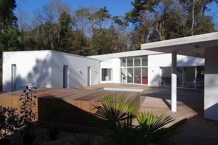Villas Les Marines with heated pool - Longeville-sur-Mer - Villa