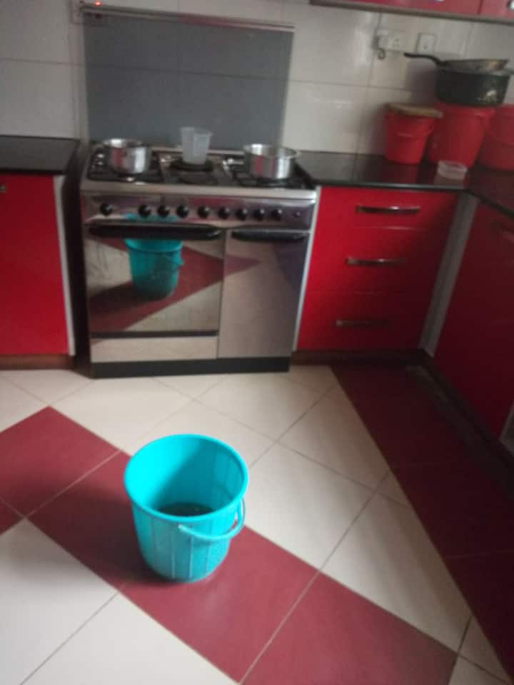 A very private place,a nice kitchen,WiFi near town