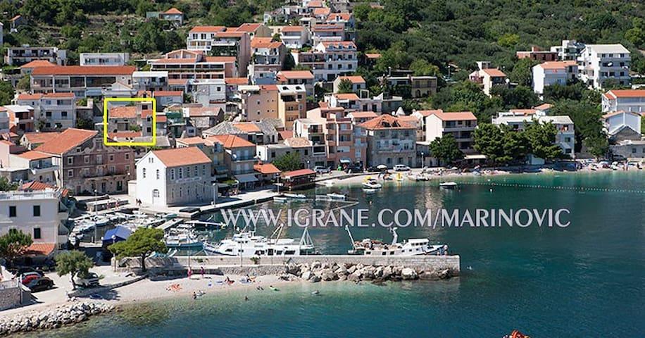 Small dalmatian house - Igrane - House