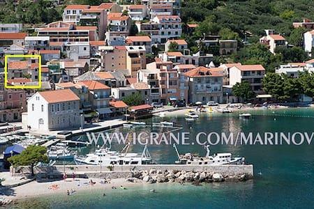 Small dalmatian house - Igrane - Hus