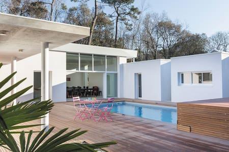 Villa Les MarinesB with heated pool - Longeville-sur-Mer - Villa