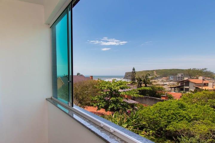 Ótimo apartamento 100 metros do mar em torres RS