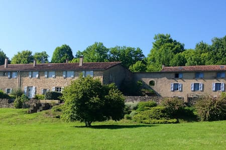Gîte dans une ferme du 17ème siècle - Rouairoux - 独立屋