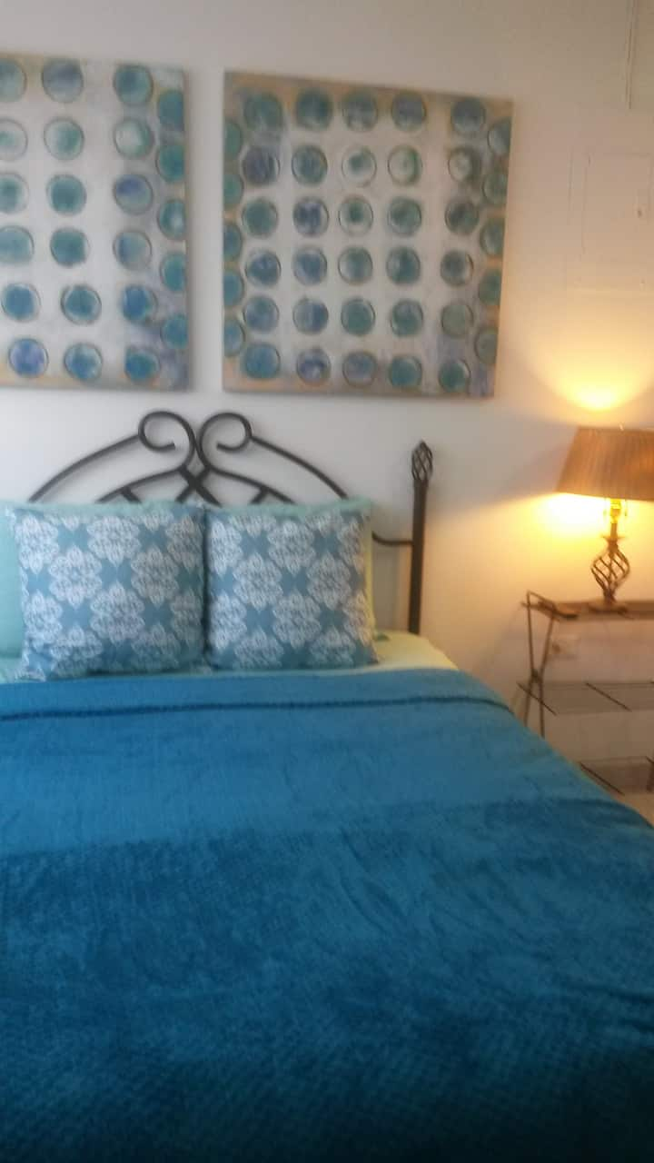 SanJuan5*PRIVATE STUDIO*A/C+Parking+WiFi+EasyCity