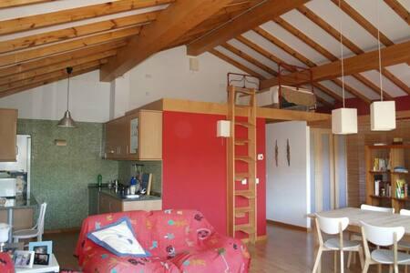 Loft acogedor en Celanova.