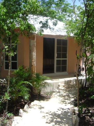 Very nice furnished Villa in the Jungle - Playa del Carmen - Byt